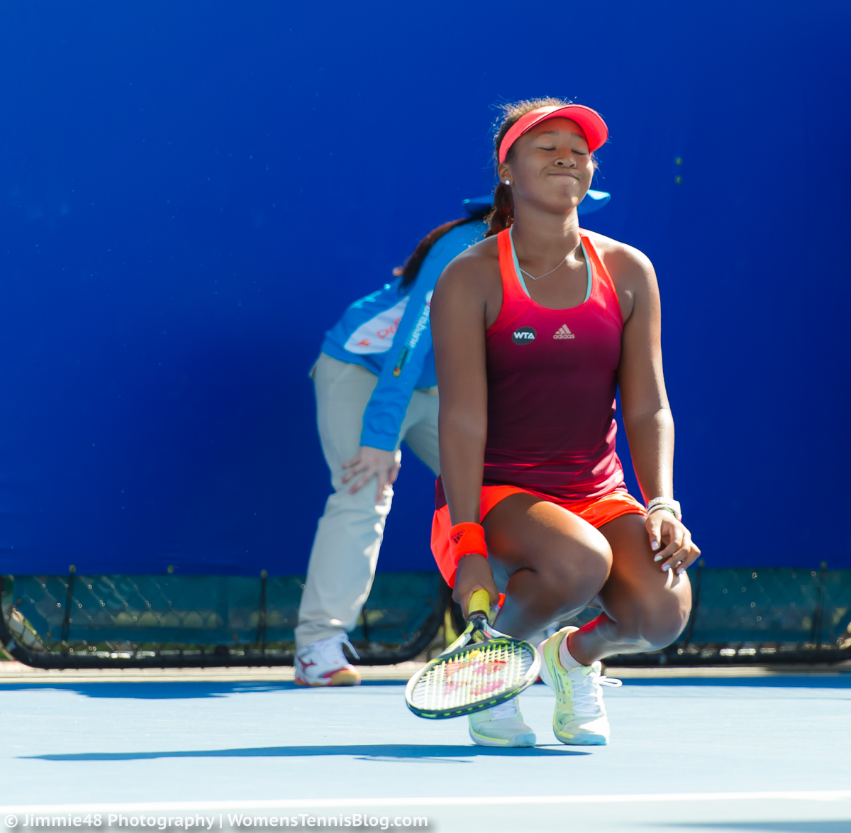 Photos from the Brisbane International: Qualifying ...