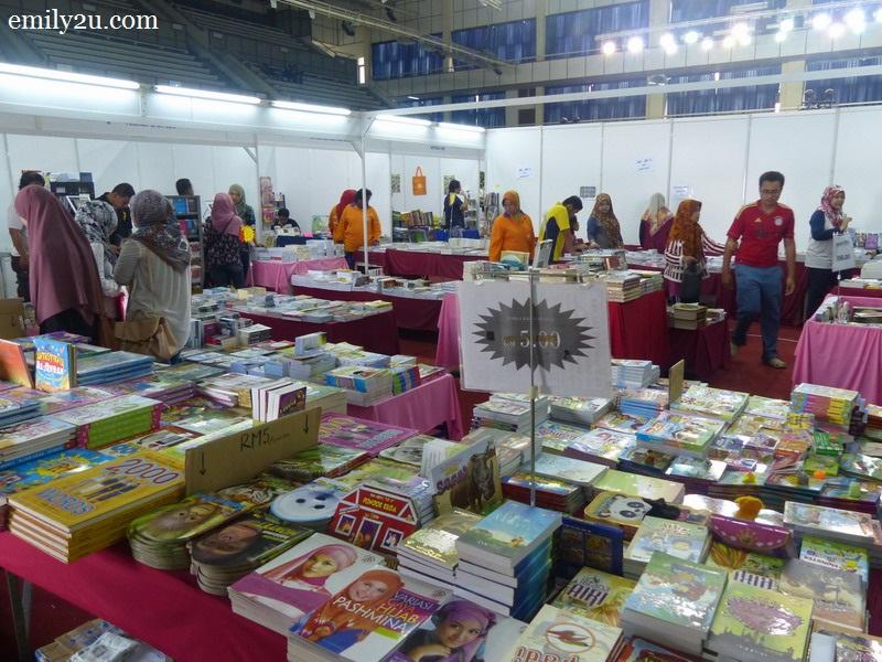 Bos Gaurus Book Fest Ipoh