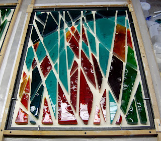 Kate Whitefield Studio Stained Glass Artist Stained
