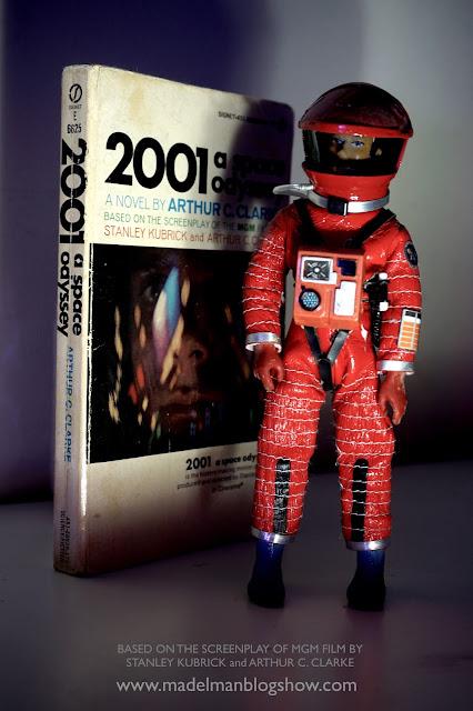 2001: A Space Odyssey y Madelman