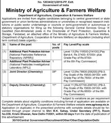 Agricoop Recruitment 2016