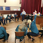 1215 - Scouts Police Visit