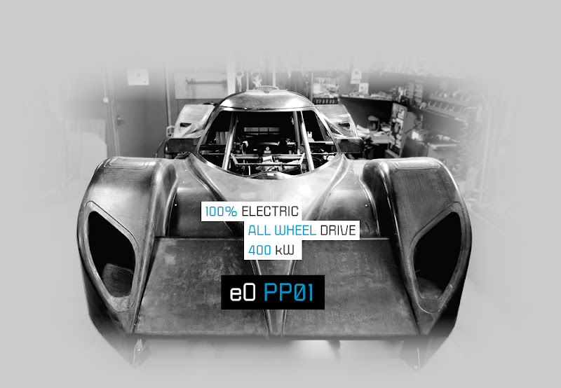 All Electric Eo Pp01 From Latvia Will Conquer Pikes Peak