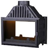 PANTHERM 80 DVOSTRANI lateral dim. 800x500 promjer dimovodne cijevi: fi200 težina ložišta:179 kg