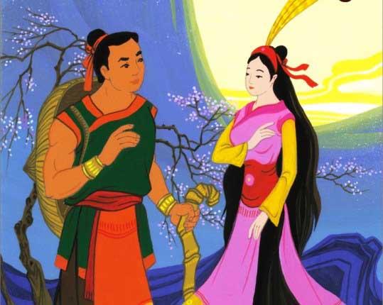 Chử Đồng Tử và Công chúa Tiên Dung
