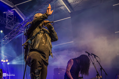 Enthroned au Hellfest 2015
