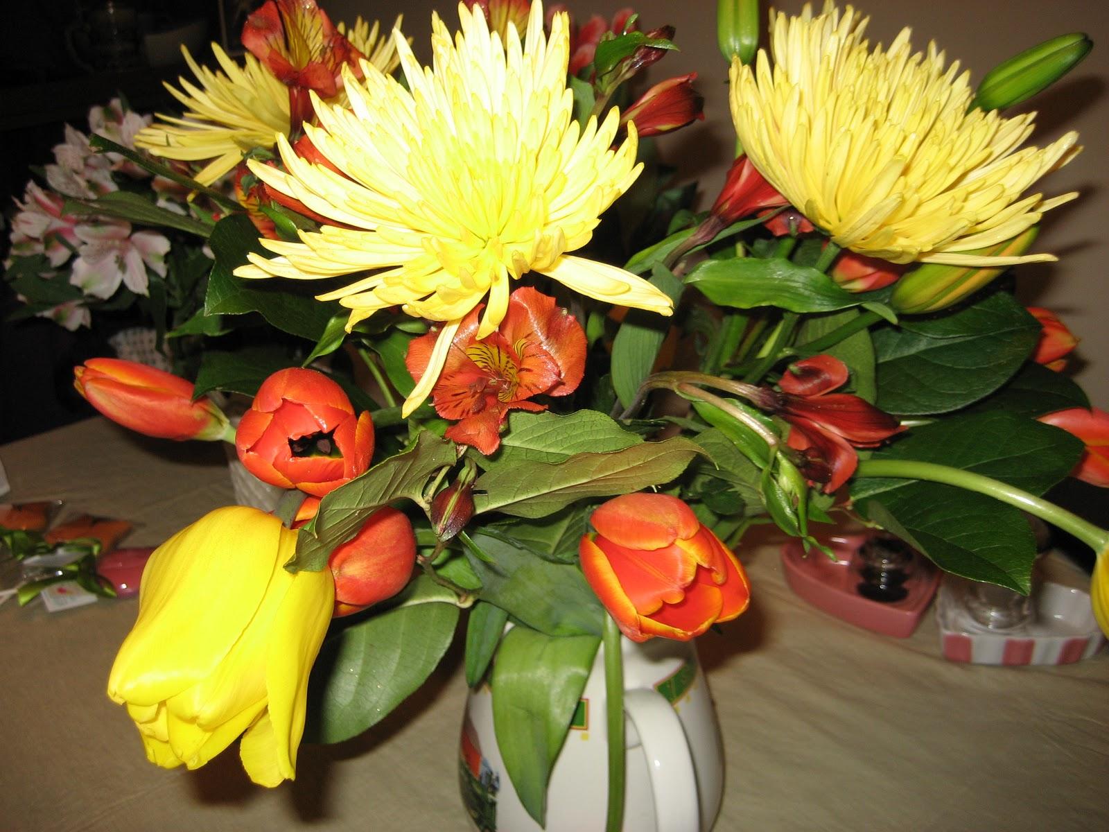 Fresh Birthday Flowers Fresh Crafts