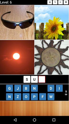 免費下載拼字APP|4 Pics 1 Word app開箱文|APP開箱王