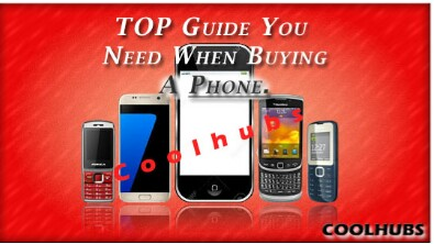 Top Guide You Need When Buying A Phone