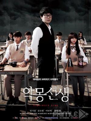 Phim Chủ Nhiệm Hắc Ám - Nightmare Teacher (2016)