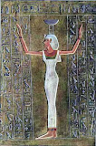 Goddess Nephthys