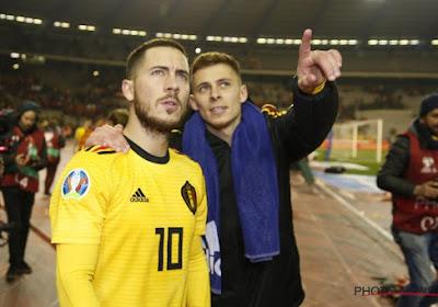 """Eden Hazard et sa centième : """"Il aurait préféré que ce soit à domicile"""""""