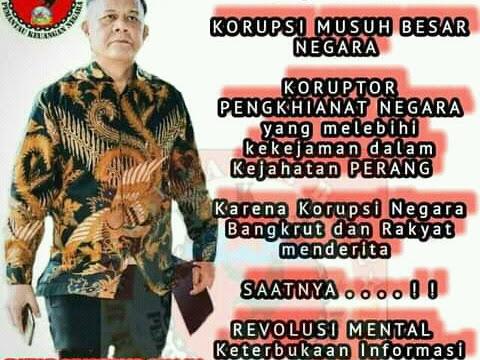 Ketua PKN Patar Sihotang Sebut Keterbukaan Informasi Di Indonesia Masih Sebatas Pencitraan