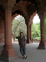 Red Fort, Old Delhi