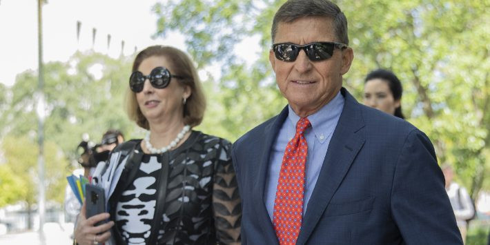 Twitter bans Michael Flynn and Sidney Powell in QAnon purge