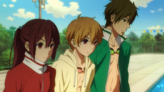 Free! Iwatobi Swim Club Episode 4 Screencap 16