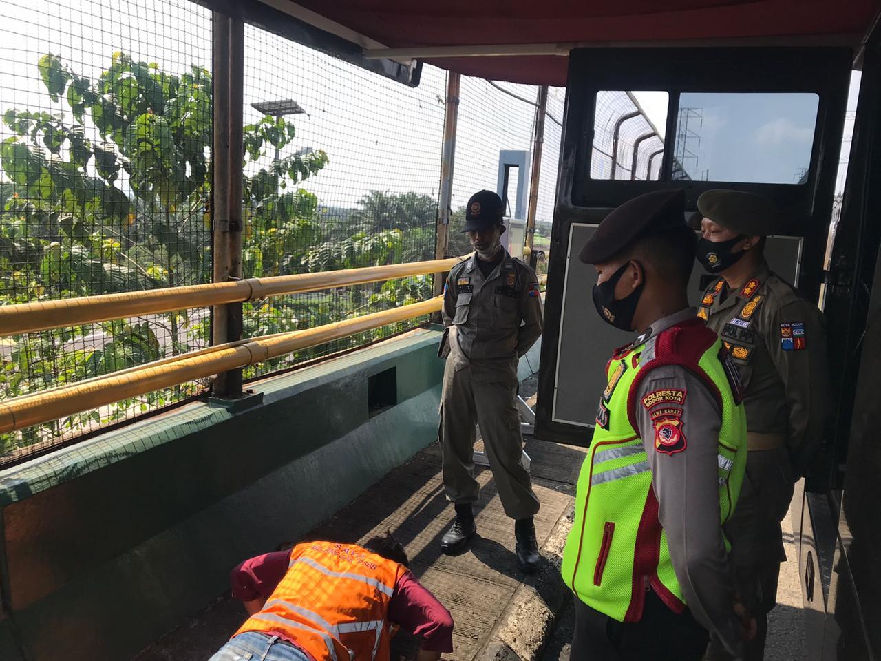 Operasi Yustisi Gabungan Kota Bogor Tindak Pelanggar Protokol Kesehatan