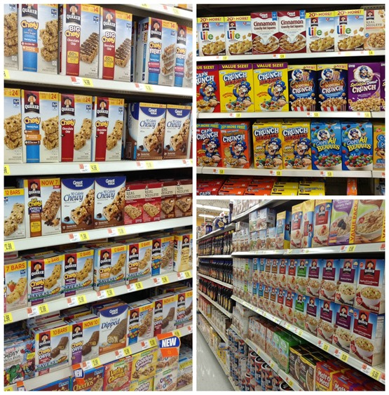 Quaker Products at Walmart #QuakerTime #ad