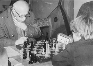 Самуил Иосифович Тульман основатель шахмат в Моршанске.