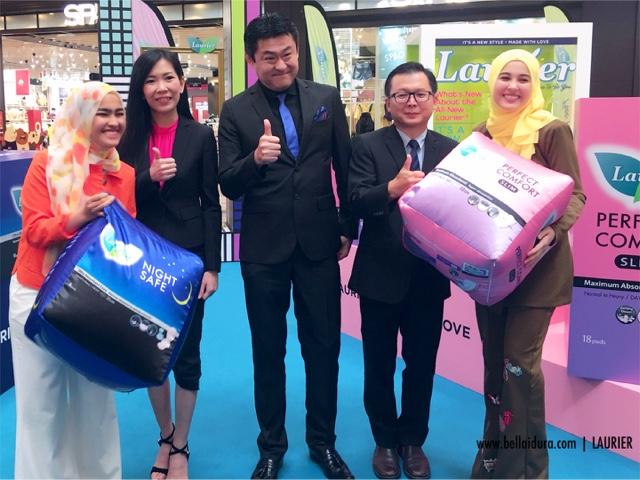 tuala wanita terbaik, laurier, tuala wanita,kao malaysia, period, pad, pad terbaik