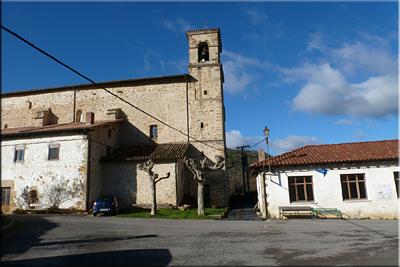 Iglesia de San Bartolomé de Domaikia