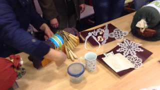 Kézműves foglalkozások - Zselickisfalud IKSZT 3. video
