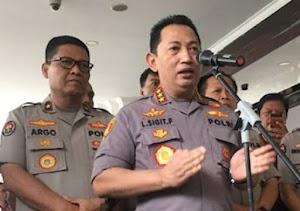 Calon Kapolri Pilihan Jokowi, Dan Prestasi yang Diungkap Komjen Pol Listyo Sigit Prabowo