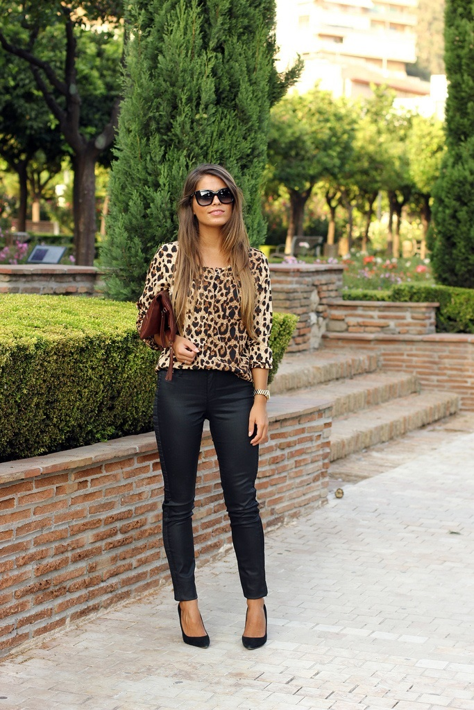 Animal Print Fashion Outfits For 2016 Styles 7