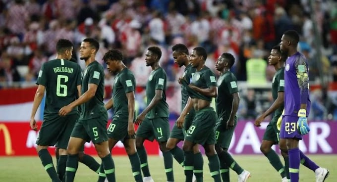 Super Eagles Striker Tested Positive For Coronavirus