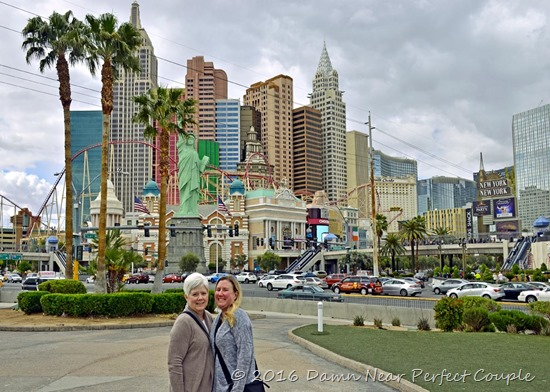 Brenda & Kim on Strip