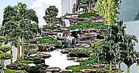 dekorasi taman rumah gallery taman minimalis