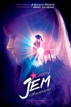 Capa Jem e as Hologramas (2015) Dublado Torrent