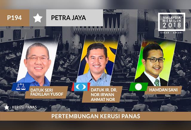 #PRU14 : Kenali dua kerusi panas Parlimen Petra Jaya dan Mas Gading