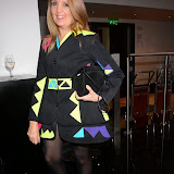 WWW.ENTSIMAGES.COM -    Gillian McKeith   at         Nightrider 2015 - VIP launch party at Grange St Paul's Hotel, London November 4th 2014Charity bike ride launches its 2015 challenge. Main event takes place in June 2015                                               Photo Mobis Photos/OIC 0203 174 1069