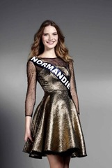 2017 Miss Normandie