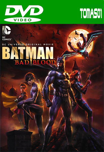 Batman: Mala sangre (2016) DVDRip