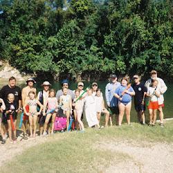 2007 Trail Rafting Trip