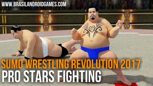 Sumo wrestling Revolution 2017: Pro Stars Fighting Imagem do Jogo