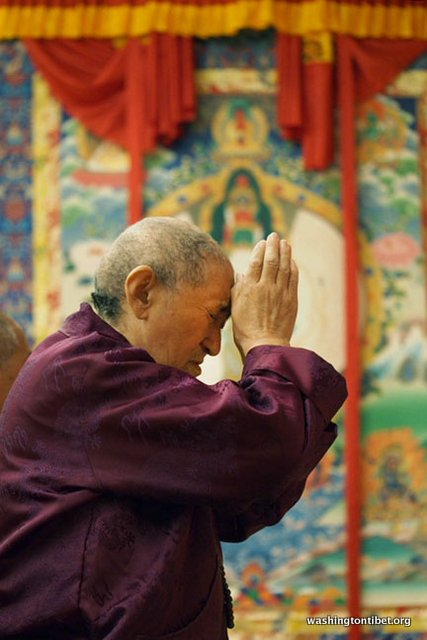 Tibetan Audience with HH Dalai Lama/HH Sakya Trizins Teaching in Portland, OR. - 09-cc%2BP5120166%2BB72.jpg