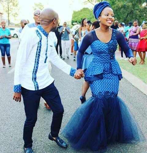 50+ Lesotho shweshwe Dresses  2017 / 2018