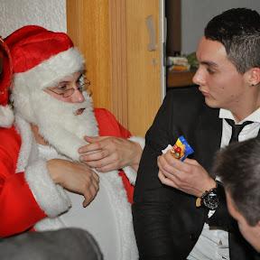 14.12.2013 Weihnachtsfeier Aktive