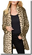 Damsel in a Dress Leopard Print jacket - on sale