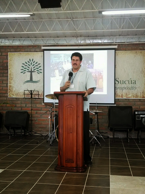 """As missionary to Mexico, Efrain Figueroa speaks to us about indigenous training, he makes a poignant remark about he difficulty that the indigenous face as they prepare for ministry: """"Imagine if our biblical instruction was only in Hebrew, Greek and Aramaic."""""""