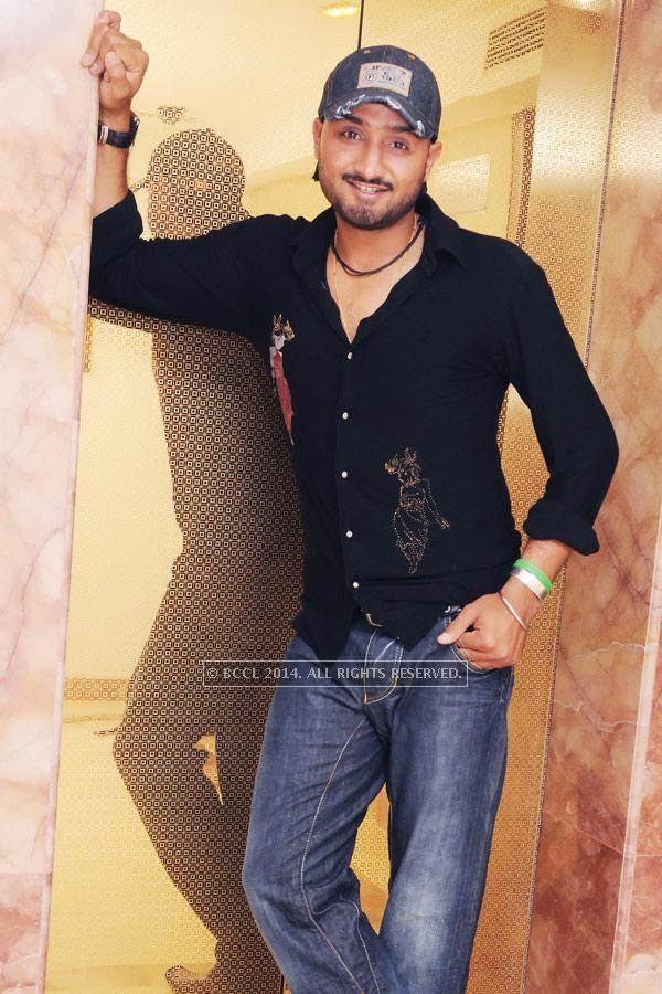 Harbhajan Singh: Indian cricketer Harbhajan Singh's most prized possession is his black Hummer.