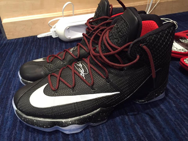 Closer Look at James LeBron 13 Elite PEs from Games 2 and 3