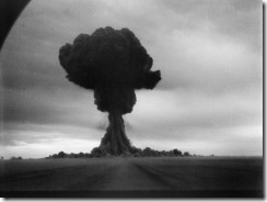 Soviet Union First A-Bomb Test