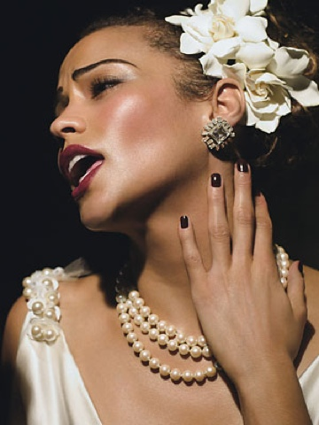 Billie holiday paula patton