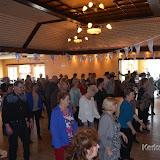 Line dance middag 2013