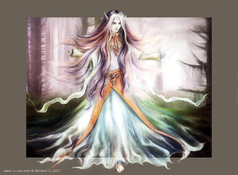 Dear Faerie Woman, Fairies 1