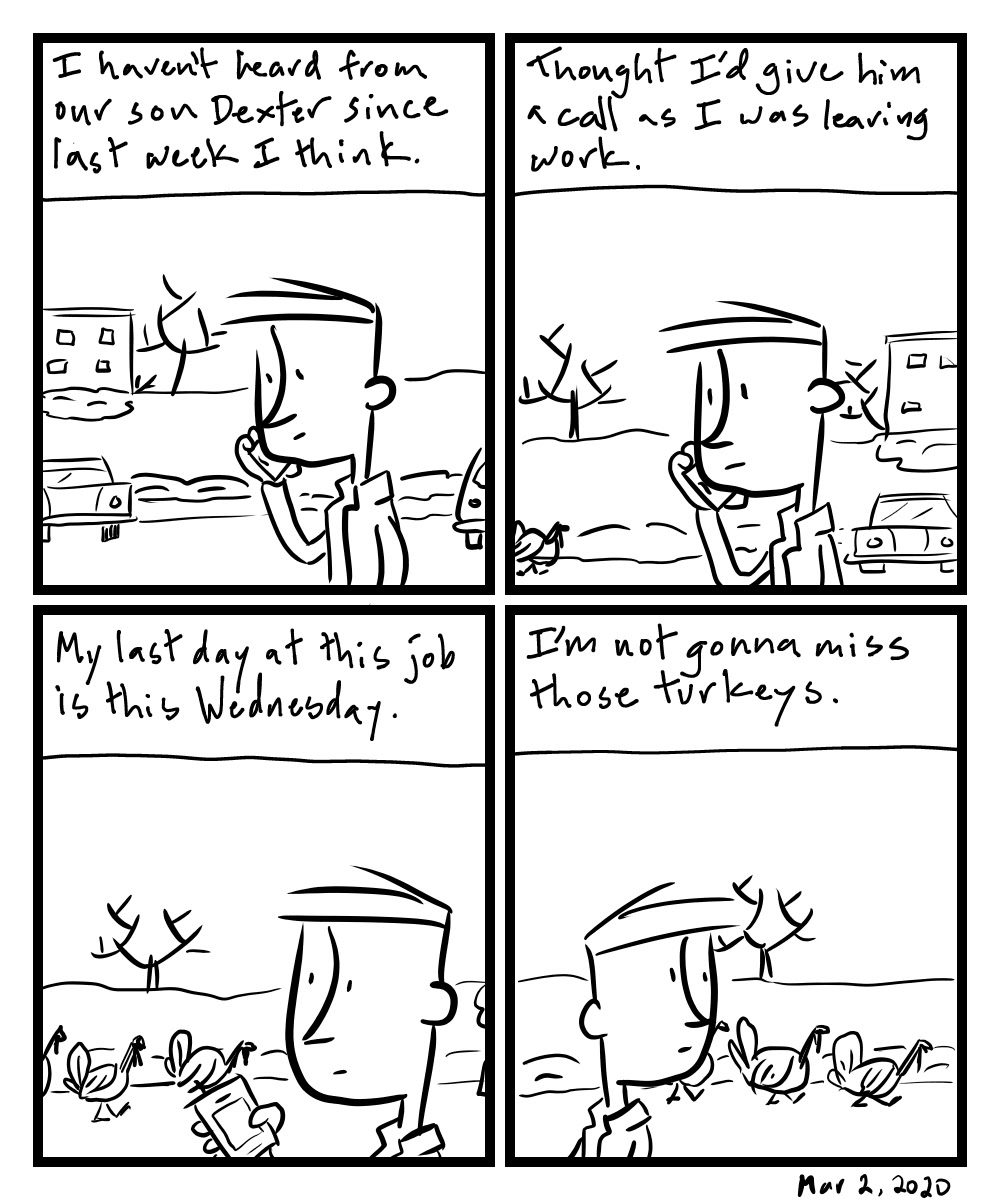 Then Then This Happened Comic